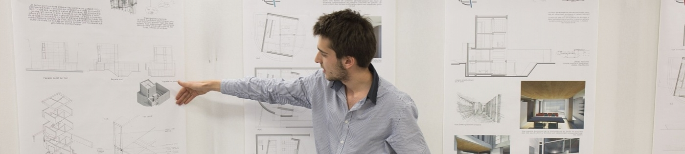 master's degree interior architecture