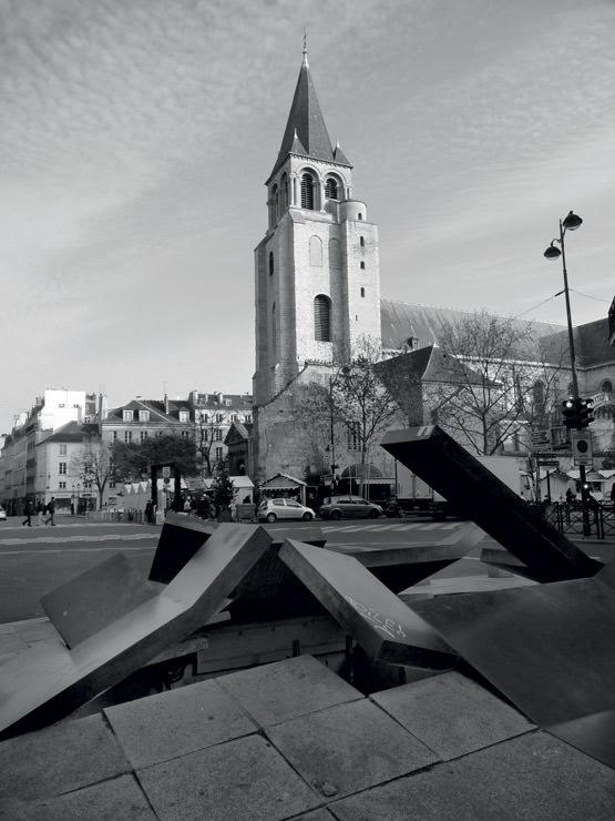 Eglise Place Saint Germain