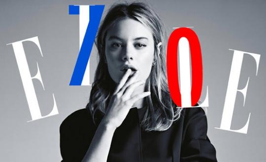 Les 70 ans du magazine ELLE