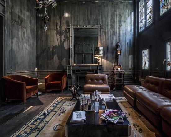 Design award - interior architecture 2017 Tristan Auer Les bains