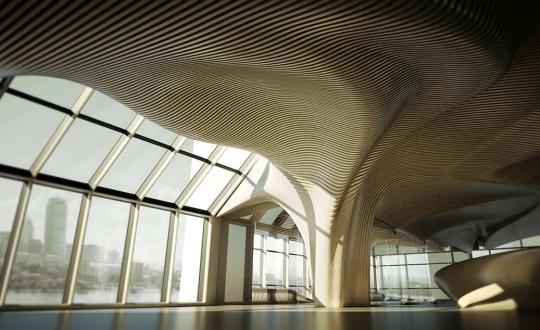 penninghen - architecture interior