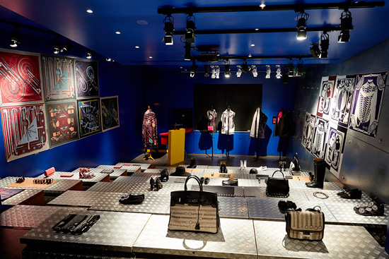 Hermès - penninghen - press kit Verene de Hutten